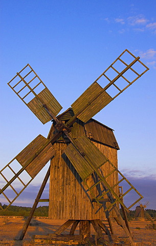Windmills at Jordanhsam, Oland, Sweden