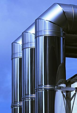 Supplying tubes