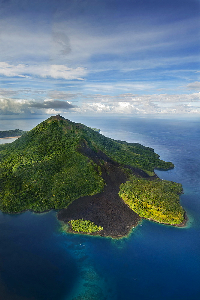 Gunung Api volcano, Banda islands, Maluku Islands, Indonesia, Asia