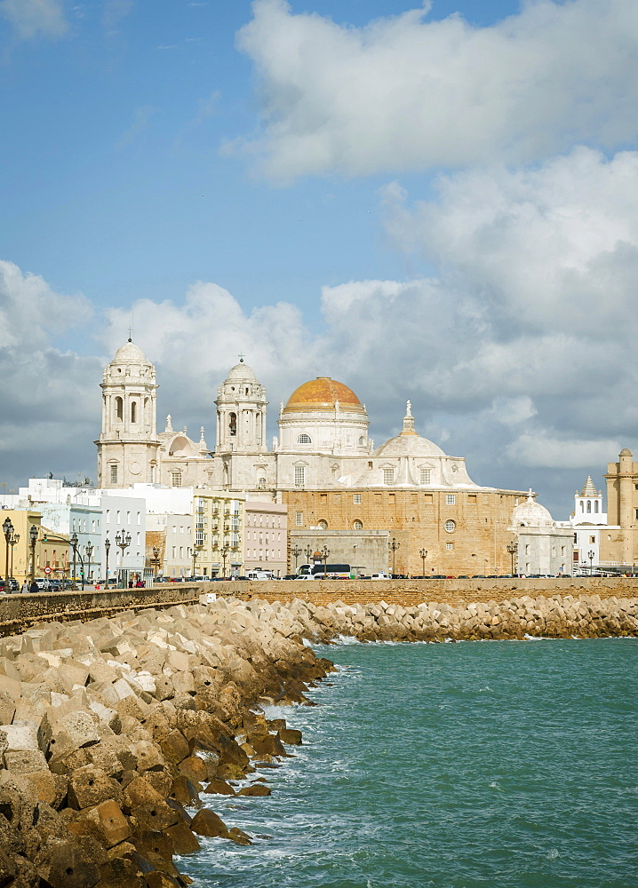 Cathedral of Cadiz, Andalusia, Spain, Europe