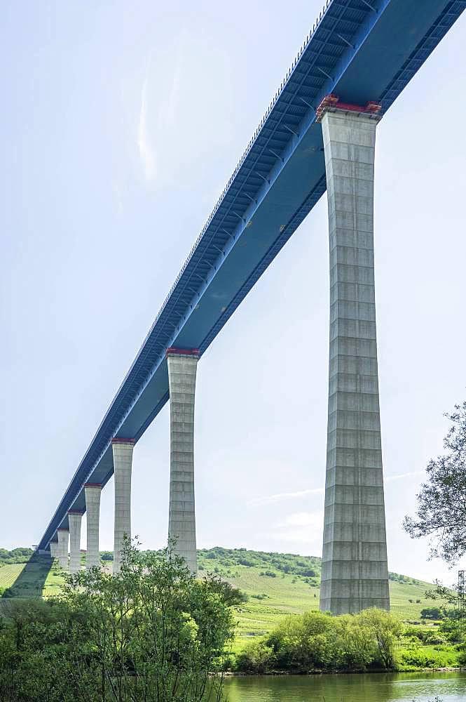Bridge, Rhineland, Palatinate, Germany, Europe