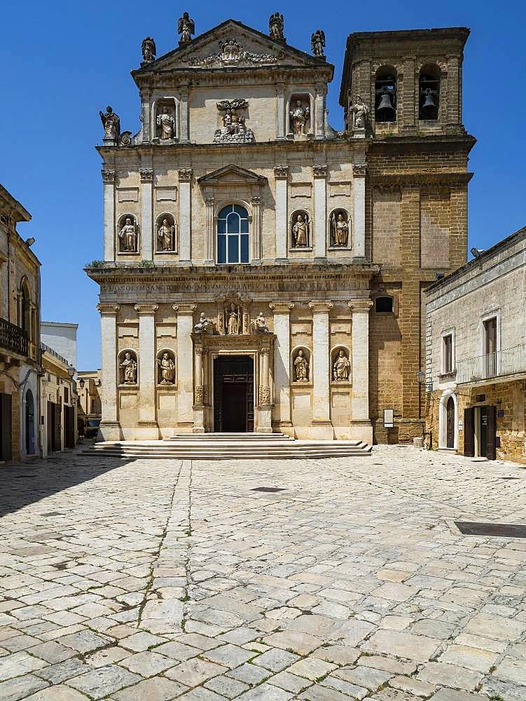 Church of St. Anna, Mesagne, Puglia, Italy, Europe