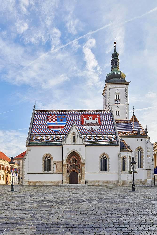 Old Town Hall, Zagreb, Croatia, Europe