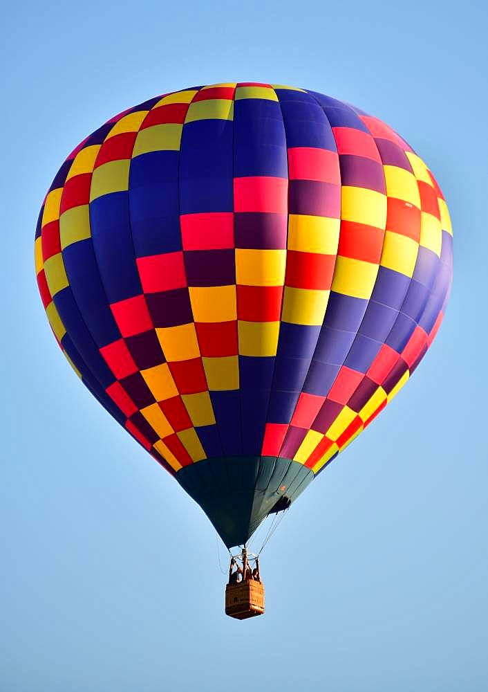 Adirondack Balloon Festival Glenn Falls, New York State, USA, North America