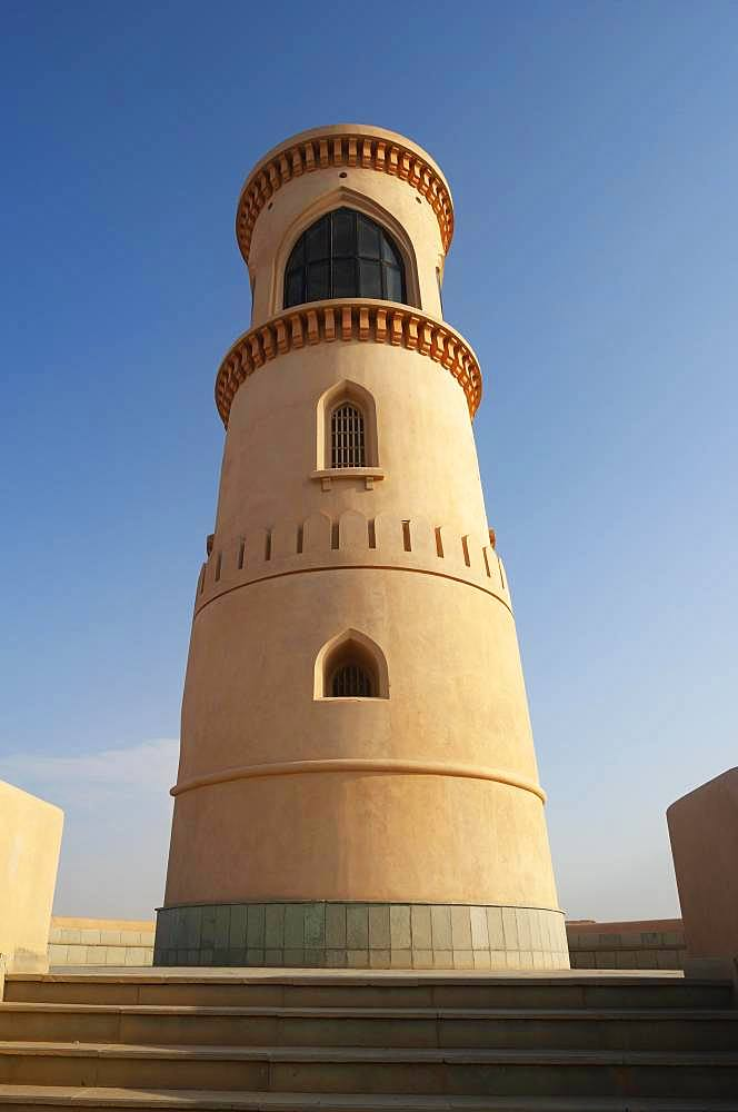 Lighthouse Al Ayijah, Sur, Ash Sharqiyah Province, Sultanate of Oman