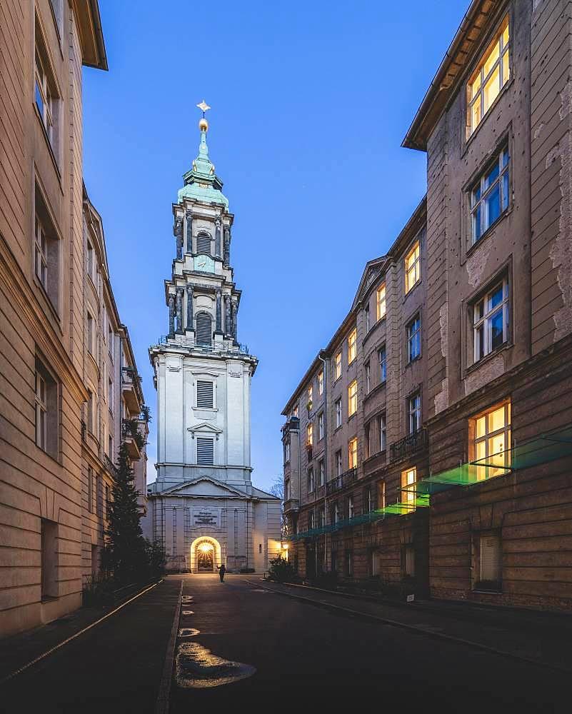 Sophienkirche, Berlin, Germany, Europe