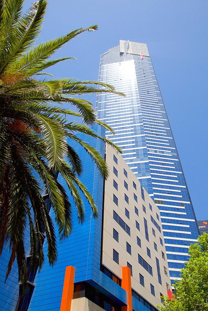 Eureka Tower, Melbourne, Victoria, Australia, Pacific