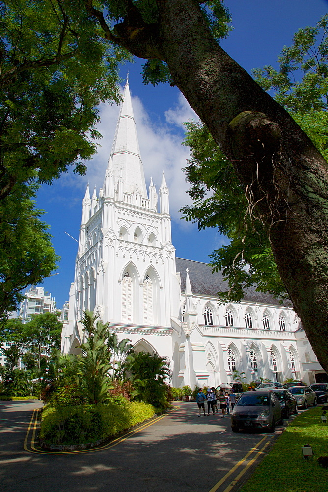 St Andrew's Cathedral, Singapore, Southeast Asia