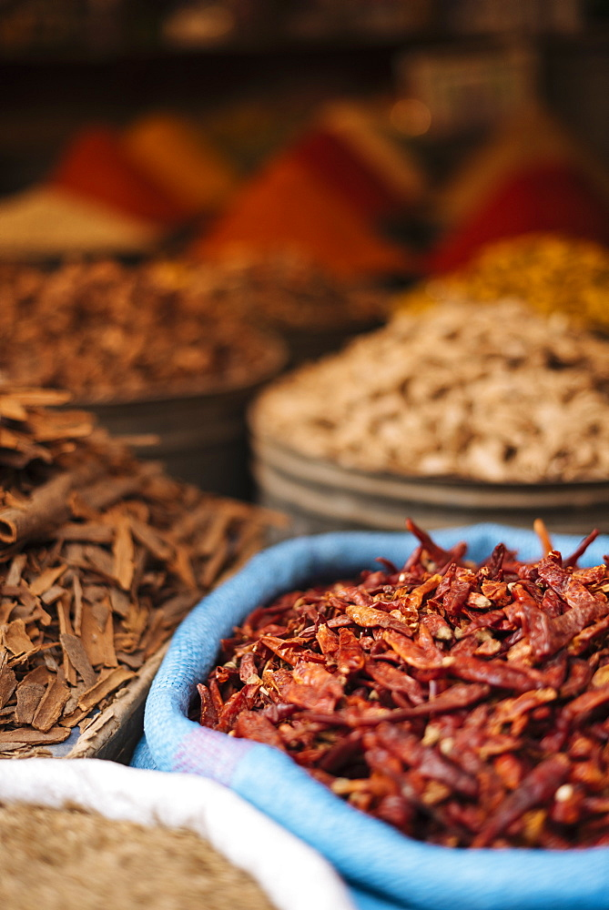 Market, Medina, Fes el Bali, Fes, Morocco, North Africa, Africa