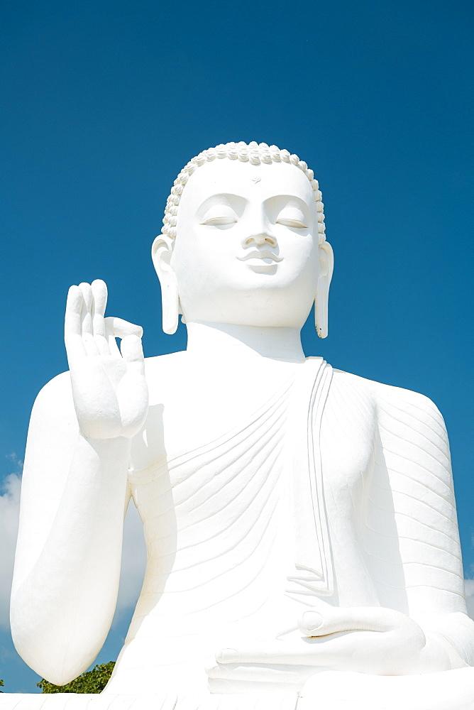 Buddha Statue, Mihintale, North Central Province, Sri Lanka, Asia - 848-1753