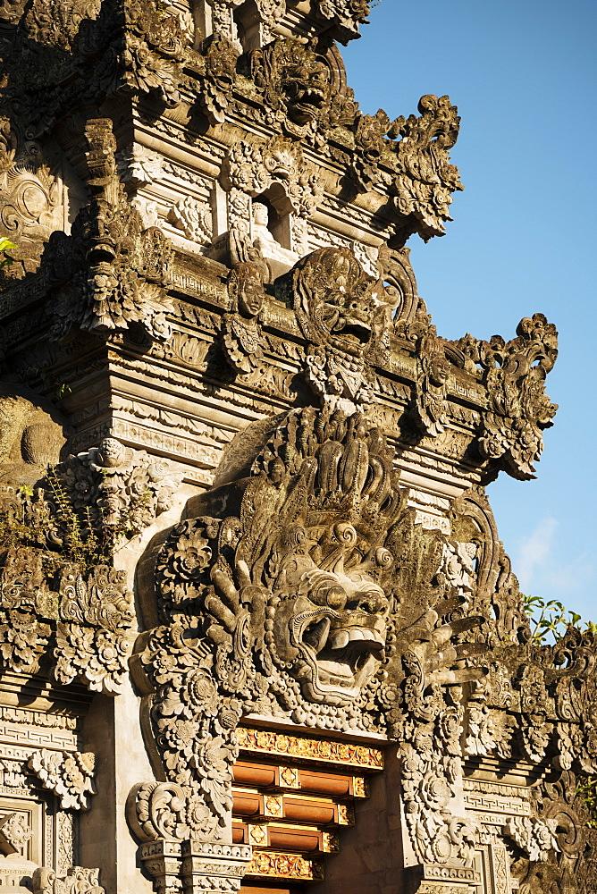 Ubud Palace, Ubud, Bali, Indonesia, Southeast Asia, Asia