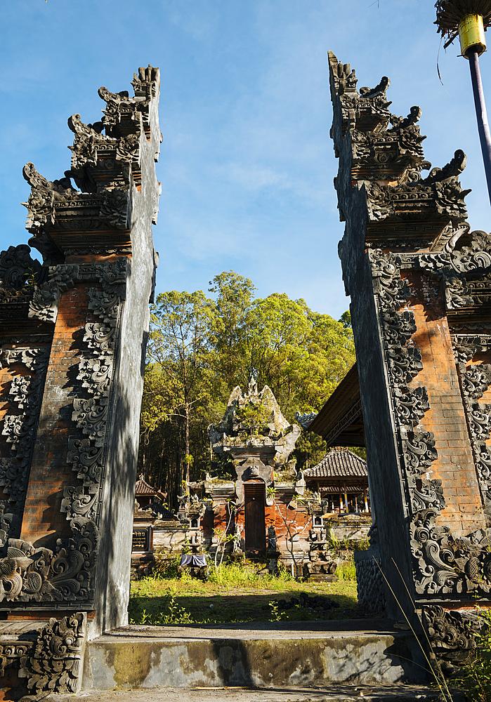 Pura Besakih Temple, Bali, Indonesia, Southeast Asia, Asia