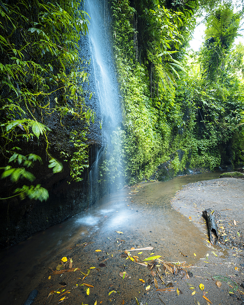 Tukad Cepung Waterfall, Bali, Indonesia, Southeast Asia, Asia