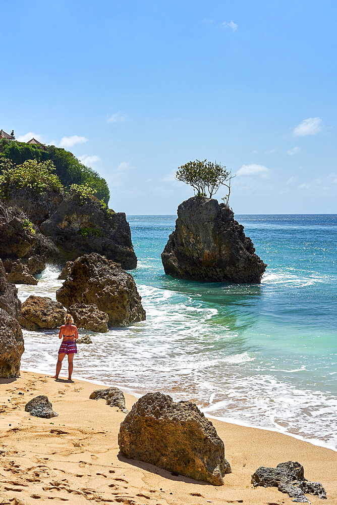 Bingin Beach on Bali, Indonesia, Southeast Asia, Asia - 851-876