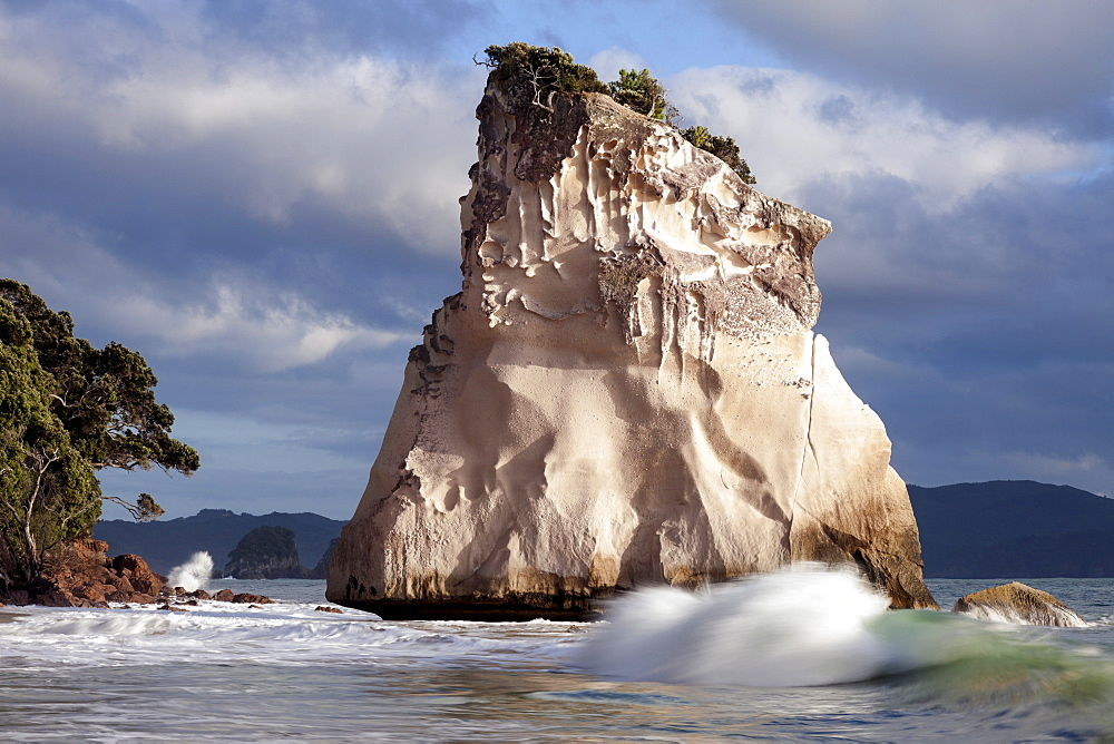 Cathedral Cove, Cathedral Cove, North Island, New Zealand