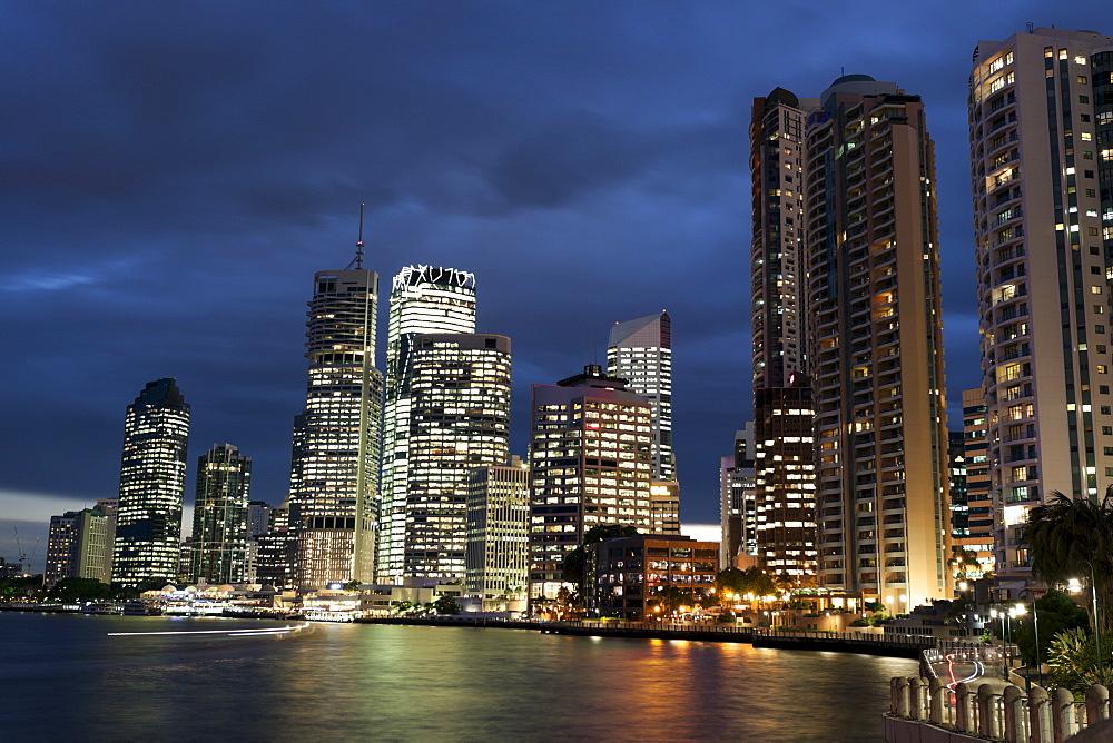 Cityscape, Brisbane, Queensland, Australia