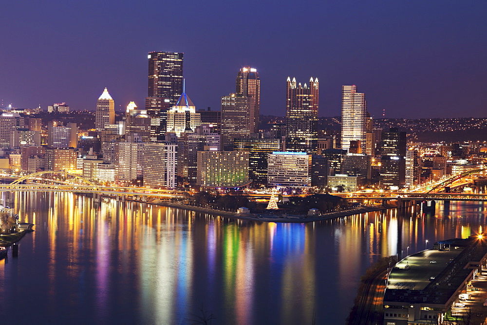 Cityscape of Pittsburgh, Pittsburgh, Pennsylvania