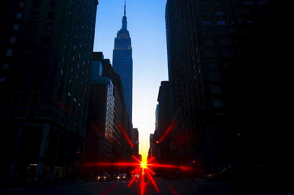Manhattan solstice - 1178-13703