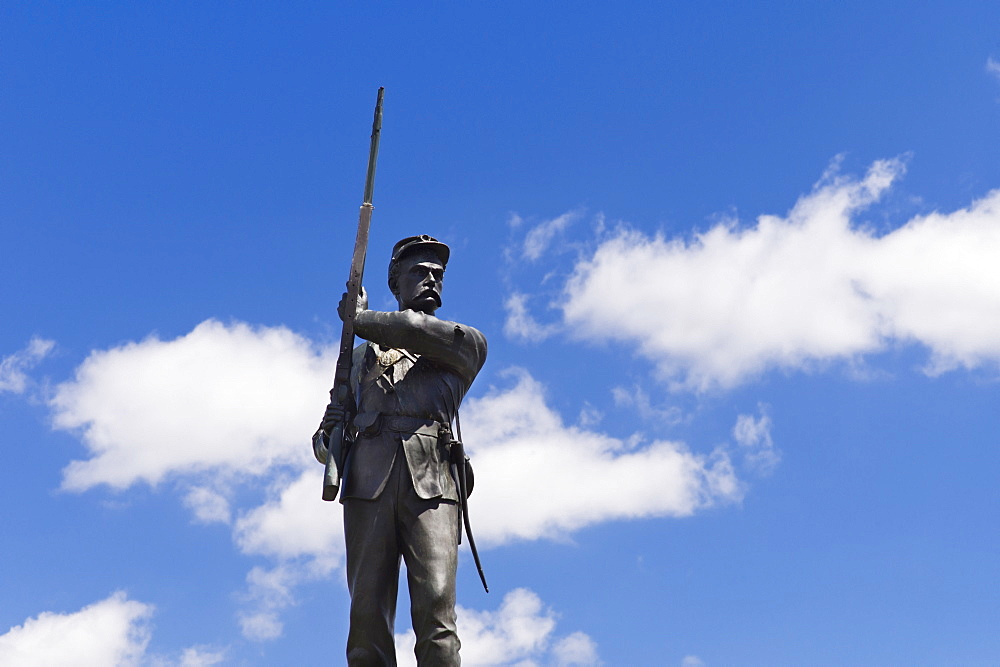 Monument to 11th Pennsylvania infantry