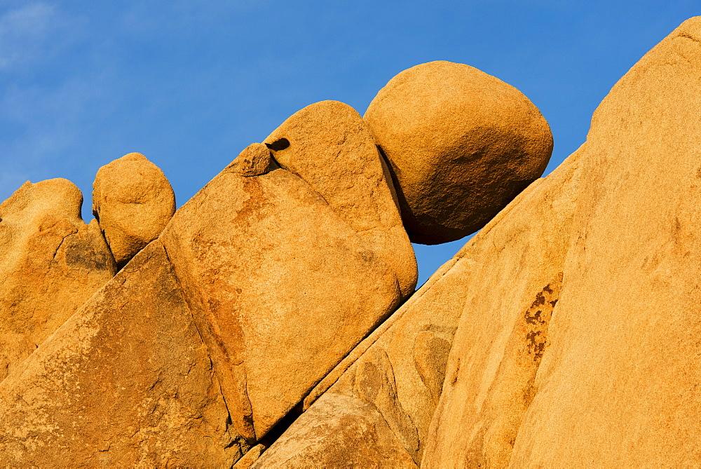 USA, California, Joshua Tree National Park, Rock formations, USA, California, Joshua Tree National Park