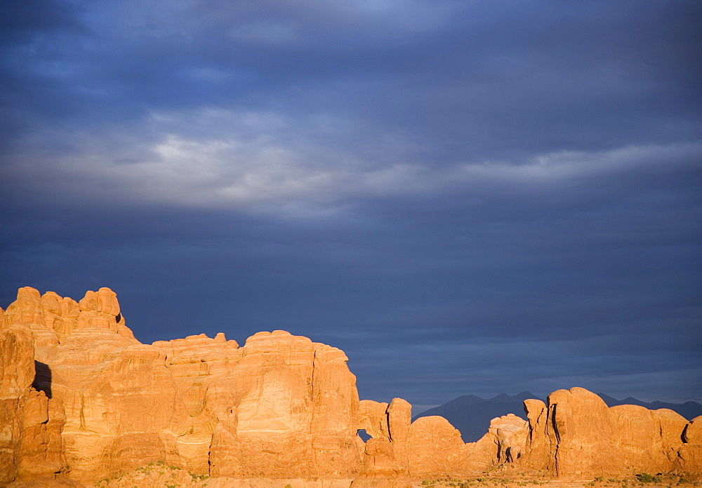 Garden of Eden Arches National Park Moab Utah