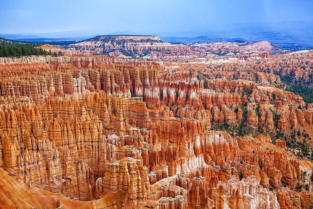 Sandstone formations, Bryce Canyon National Park, Utah