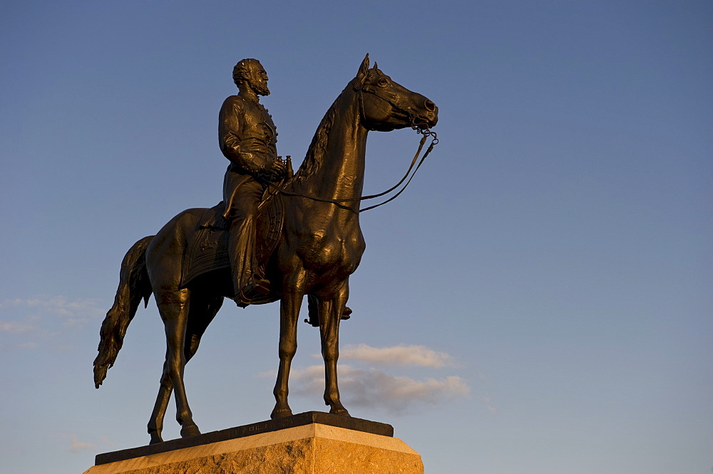 Statue of Union General George Meade