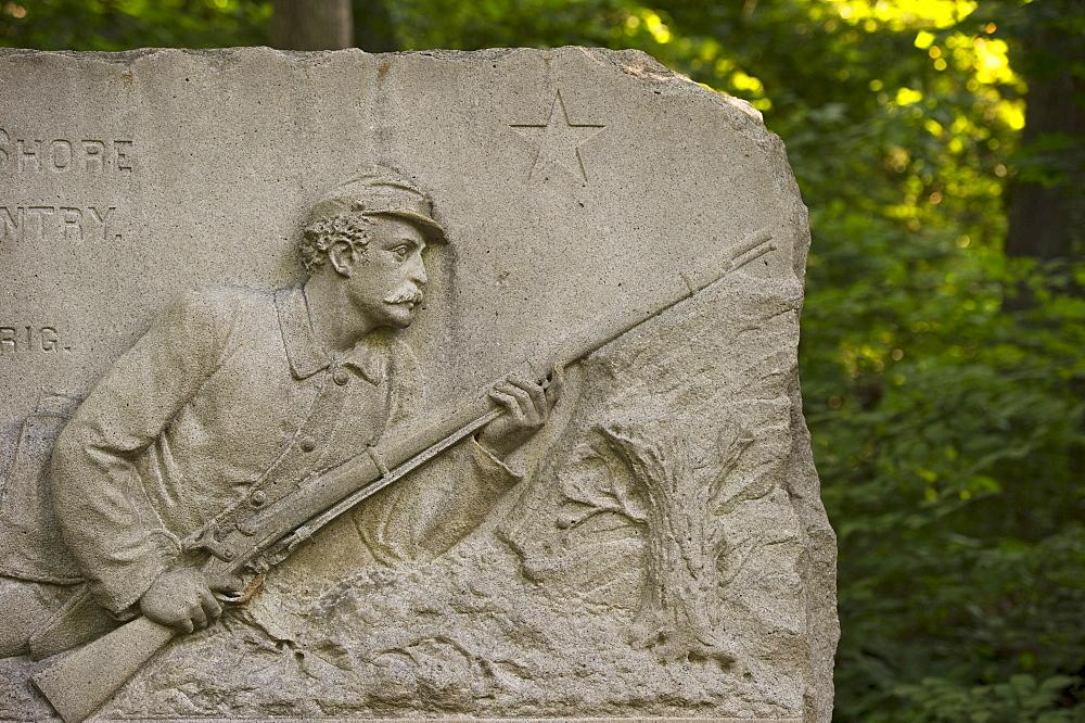 Memorial at Gettysburg National Military Park