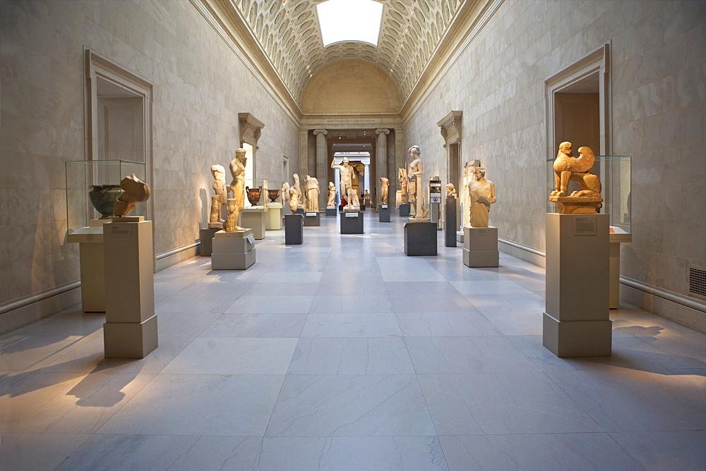 USA, New York City, Metropolitan Museum