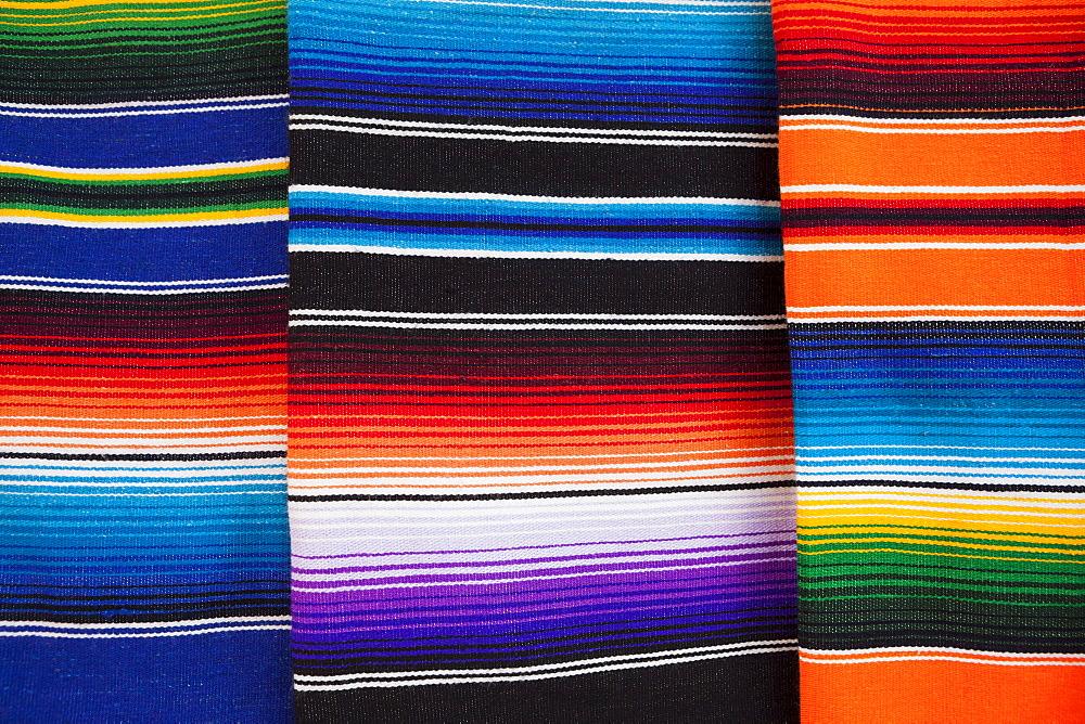 Woven textiles, Mexico, Quintana Roo, Yucatan, Cancun - 1178-23530