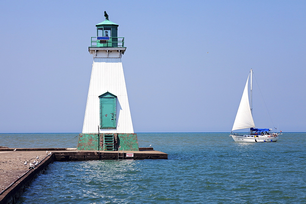 Port Dalhousie Lighthouse, Ontario, Canada