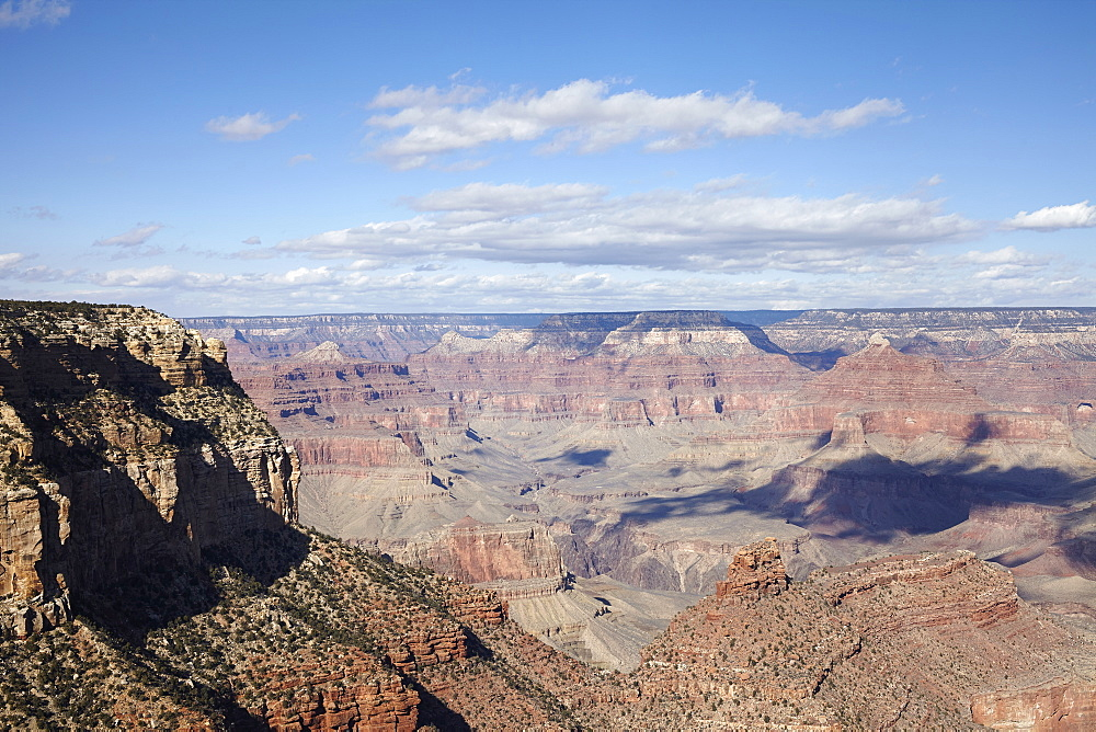 View of canyon, Grand Canyon, Arizona