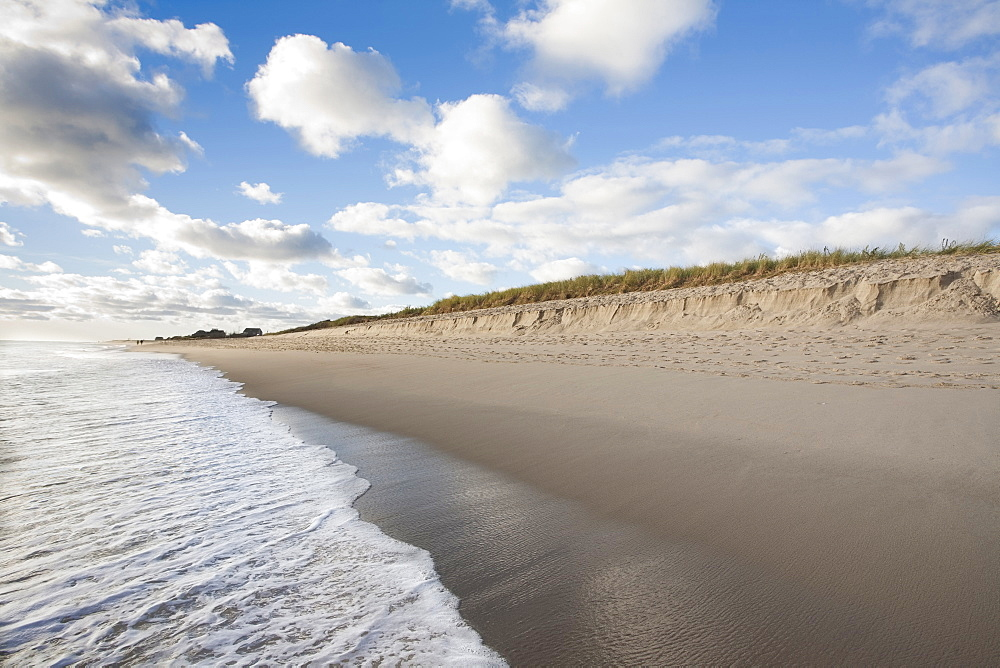 Scenic view of beach, Nantucket, Massachusetts,USA