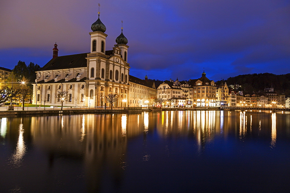 Jesuit Church, Switzerland, Lucerne, Jesuit Church