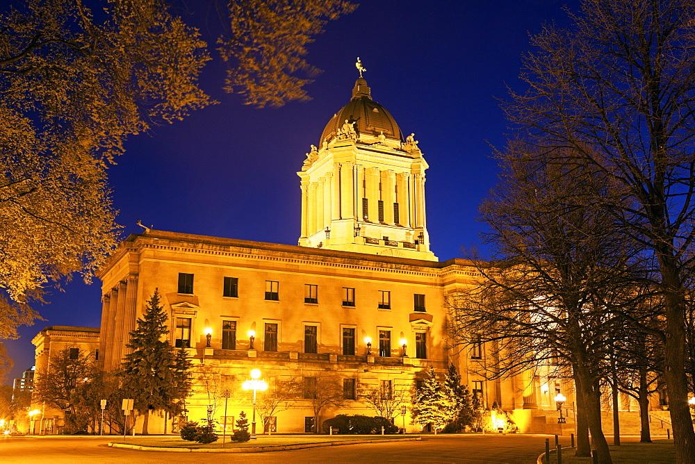 Manitoba Legislative Building, Canada, Manitoba, Winnipeg, Manitoba Legislative Building