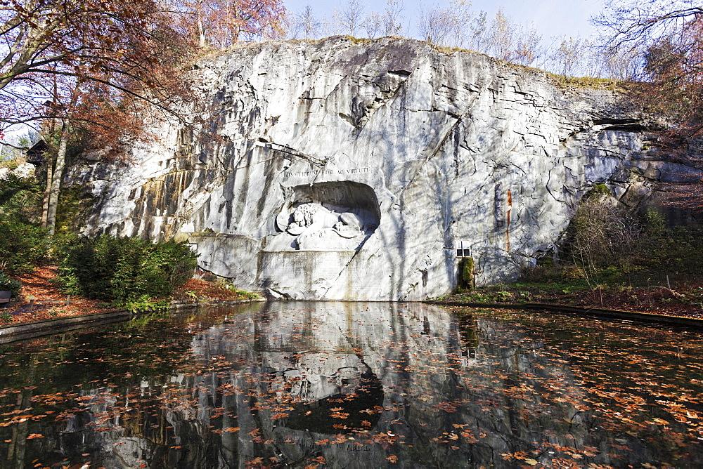 Lion Monument, Switzerland, Lucerne