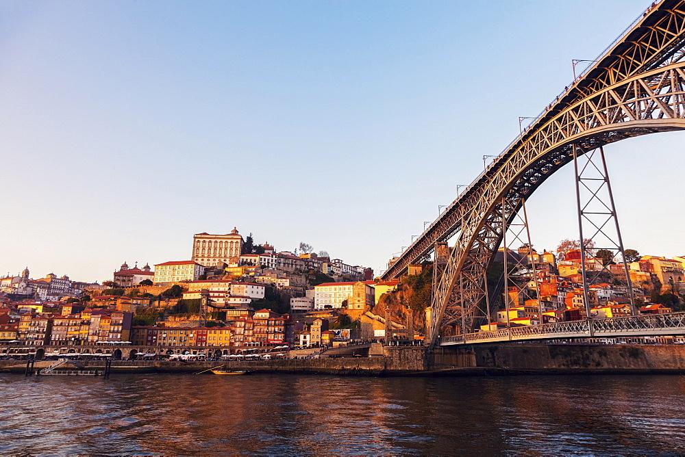 Portugal, Norte, Porto, Luiz I Bridge