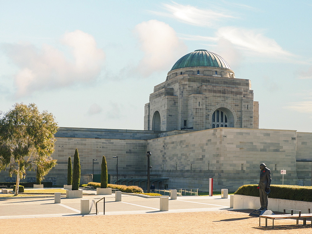 Australian War Memorial in Canberra, Australia, Canberra, Australia