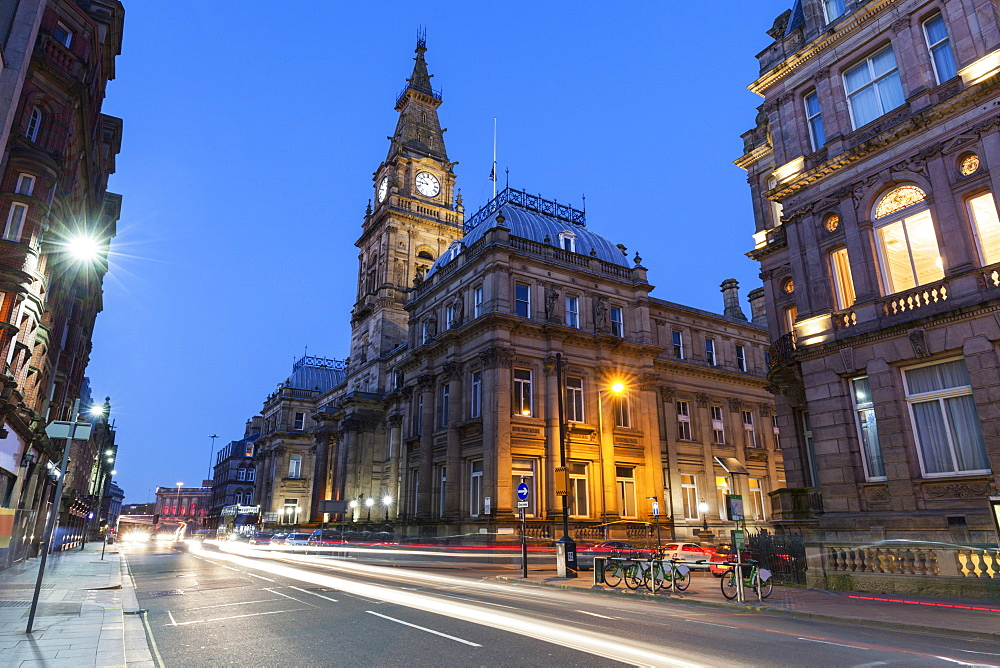 Government buildings in Liverpool, England, Liverpool, North West England, United Kingdom - 1178-26358
