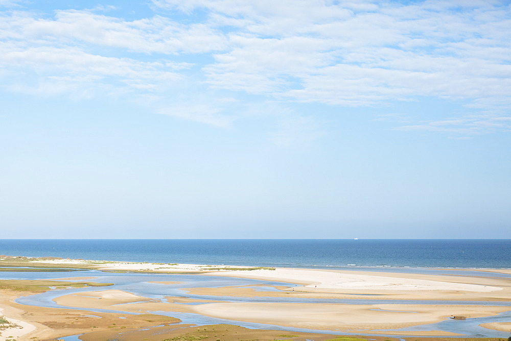 Beach in Cacela, Portugal