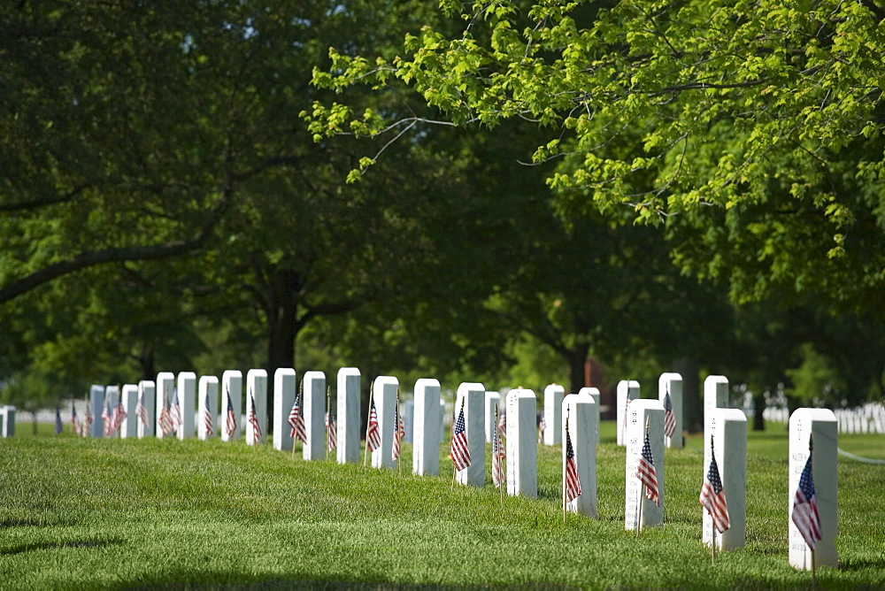 Arlington National Cemetery Washington DC USA