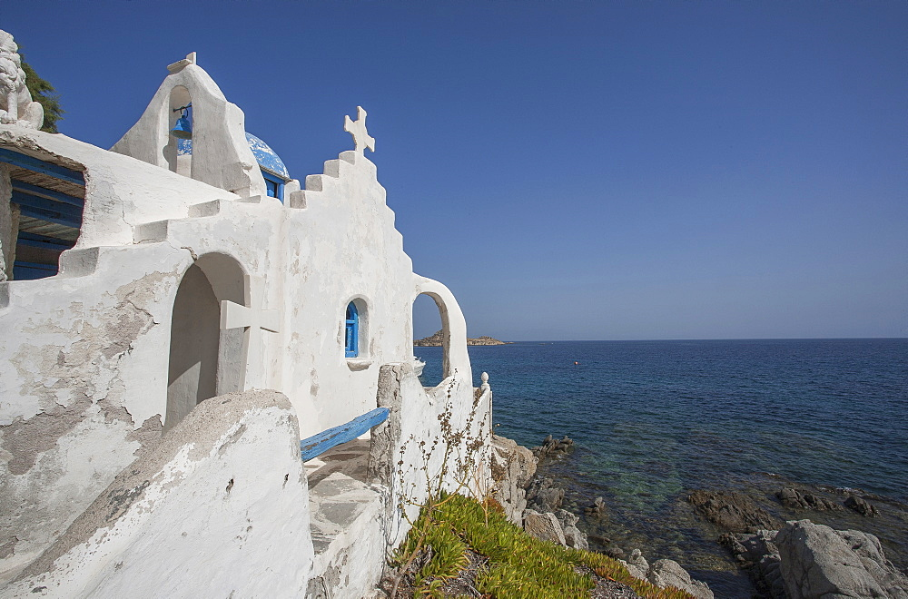 Church in Mykonos, Greece