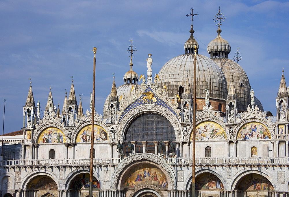 Basilica San Marco Venice Italy