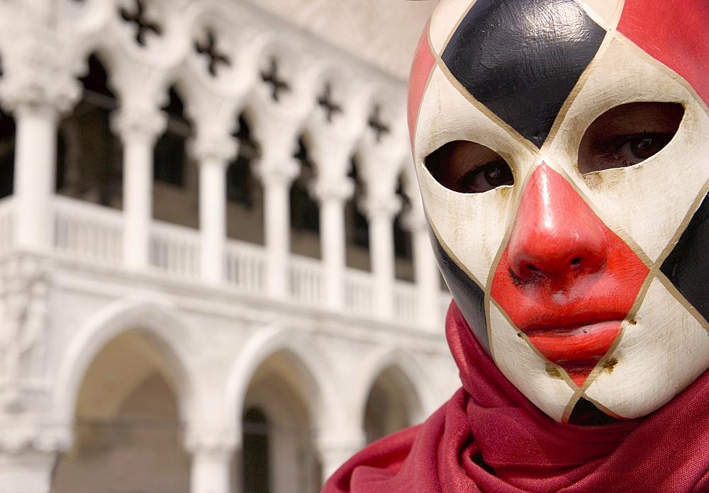 Carnival mask Venice Italy - 1178-3279