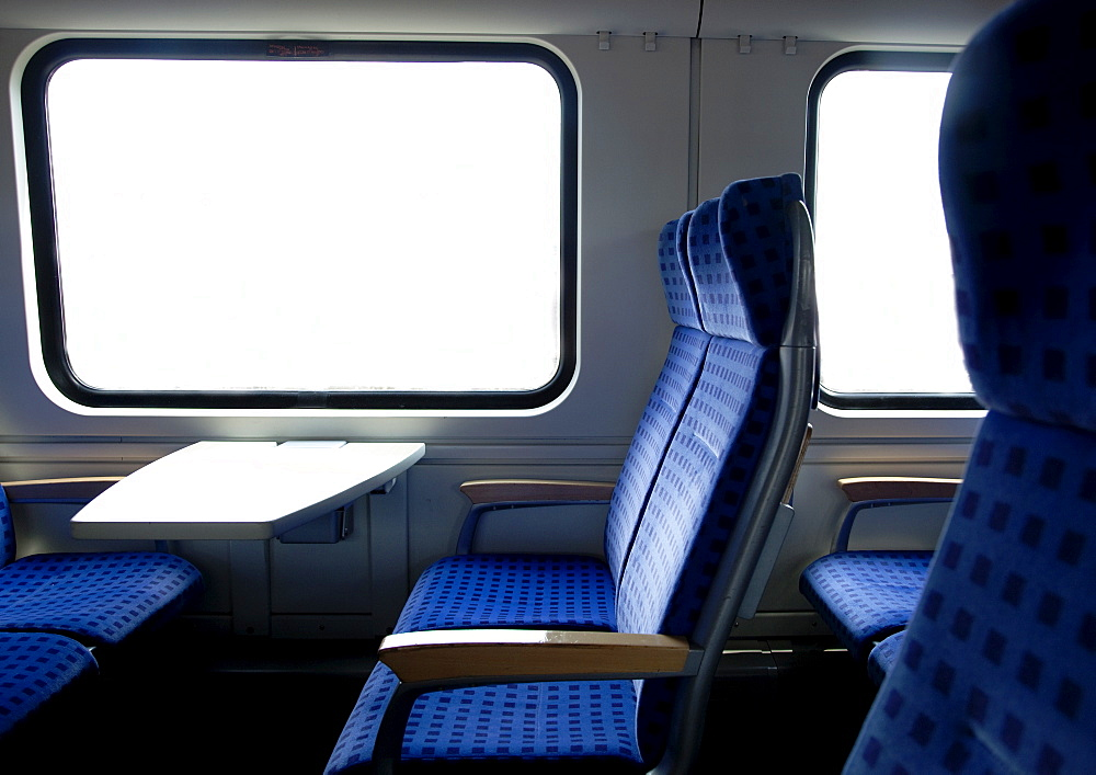 Interior of train - 1178-4500