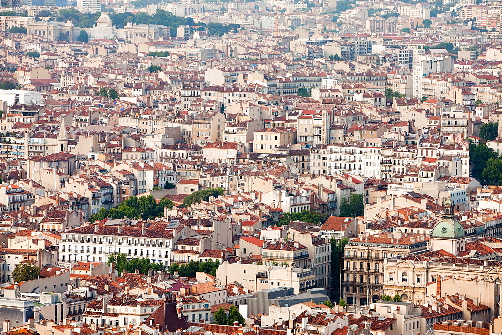 France, Marseille, Cityscape, France, Marseille