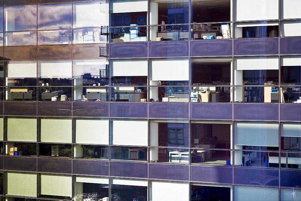 Office block exterior