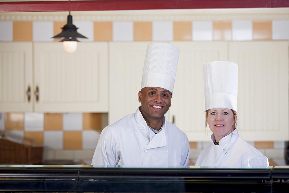 Patisserie chefs