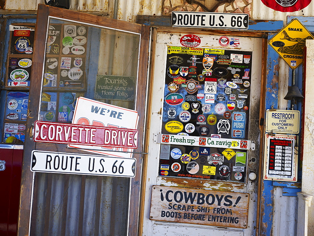 Store on Route 66