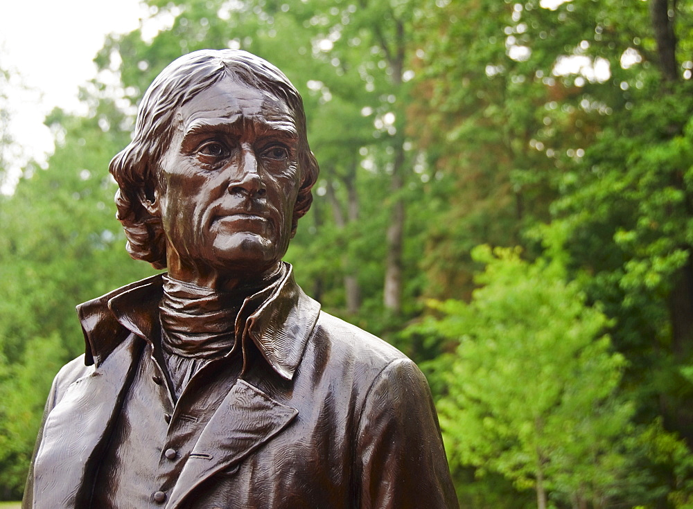 Statue of Thomas Jefferson